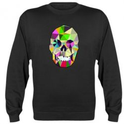 Реглан Colorful Skull