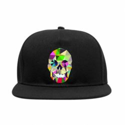 Снепбек Colorful Skull
