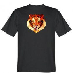Мужская футболка Colorful Tiger - FatLine