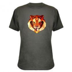Камуфляжная футболка Colorful Tiger