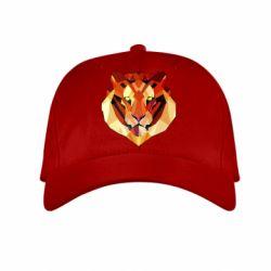 Детская кепка Colorful Tiger - FatLine