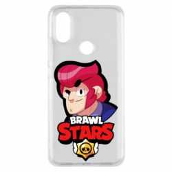 Чехол для Xiaomi Mi A2 Colt from Brawl Stars