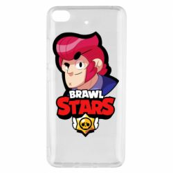 Чехол для Xiaomi Mi 5s Colt from Brawl Stars