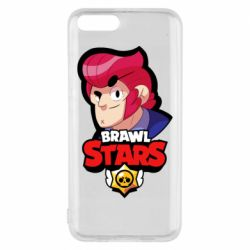 Чехол для Xiaomi Mi6 Colt from Brawl Stars