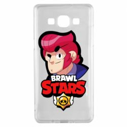 Чехол для Samsung A5 2015 Colt from Brawl Stars