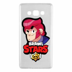 Чехол для Samsung A7 2015 Colt from Brawl Stars