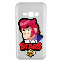 Чехол для Samsung J1 2016 Colt from Brawl Stars