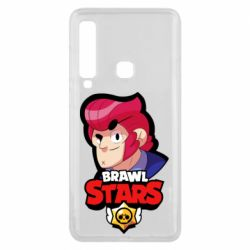 Чехол для Samsung A9 2018 Colt from Brawl Stars
