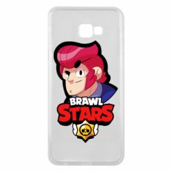 Чехол для Samsung J4 Plus 2018 Colt from Brawl Stars