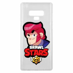 Чехол для Samsung Note 9 Colt from Brawl Stars