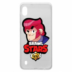 Чехол для Samsung A10 Colt from Brawl Stars