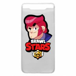 Чехол для Samsung A80 Colt from Brawl Stars