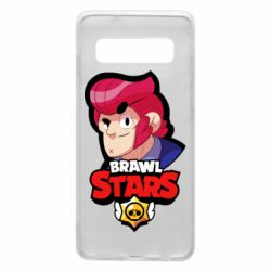 Чехол для Samsung S10 Colt from Brawl Stars
