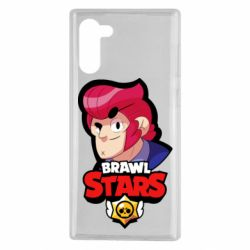 Чехол для Samsung Note 10 Colt from Brawl Stars