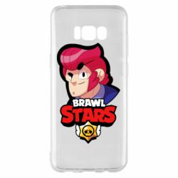 Чехол для Samsung S8+ Colt from Brawl Stars