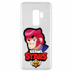 Чехол для Samsung S9+ Colt from Brawl Stars