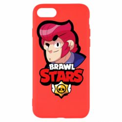 Чехол для iPhone 8 Colt from Brawl Stars