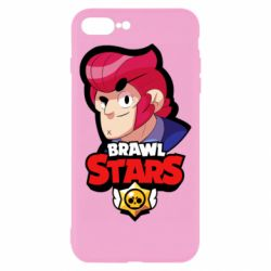 Чехол для iPhone 8 Plus Colt from Brawl Stars