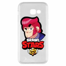 Чехол для Samsung A5 2017 Colt from Brawl Stars