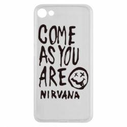 Чехол для Meizu U10 Come as you are Nirvana - FatLine