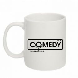 Кружка 320ml Comedy Club