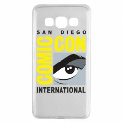 Чохол для Samsung A3 2015 Comic-Con International: San Diego logo