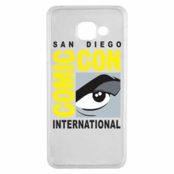 Чохол для Samsung A3 2016 Comic-Con International: San Diego logo