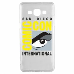 Чохол для Samsung A5 2015 Comic-Con International: San Diego logo