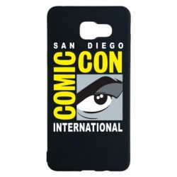 Чохол для Samsung A5 2016 Comic-Con International: San Diego logo