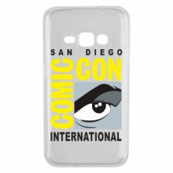 Чохол для Samsung J1 2016 Comic-Con International: San Diego logo