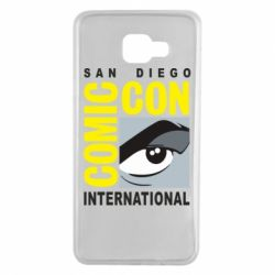 Чохол для Samsung A7 2016 Comic-Con International: San Diego logo