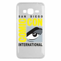 Чохол для Samsung J3 2016 Comic-Con International: San Diego logo
