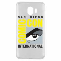 Чохол для Samsung J4 Comic-Con International: San Diego logo