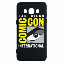 Чохол для Samsung J5 2016 Comic-Con International: San Diego logo