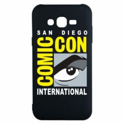 Чохол для Samsung J7 2015 Comic-Con International: San Diego logo