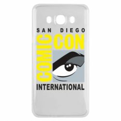 Чохол для Samsung J7 2016 Comic-Con International: San Diego logo