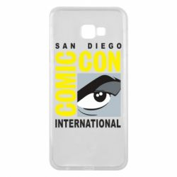 Чохол для Samsung J4 Plus 2018 Comic-Con International: San Diego logo