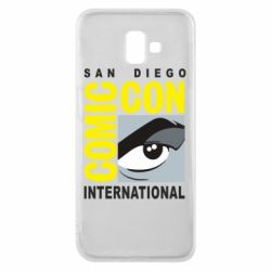 Чохол для Samsung J6 Plus 2018 Comic-Con International: San Diego logo