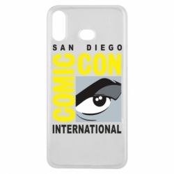 Чохол для Samsung A6s Comic-Con International: San Diego logo