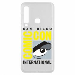 Чохол для Samsung A9 2018 Comic-Con International: San Diego logo