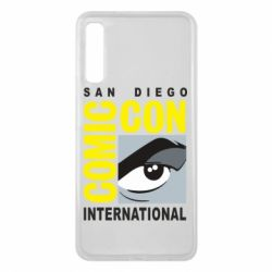 Чохол для Samsung A7 2018 Comic-Con International: San Diego logo