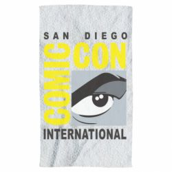 Рушник Comic-Con International: San Diego logo