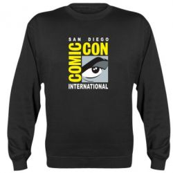 Реглан (світшот) Comic-Con International: San Diego logo
