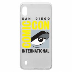 Чохол для Samsung A10 Comic-Con International: San Diego logo