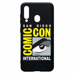 Чохол для Samsung A60 Comic-Con International: San Diego logo