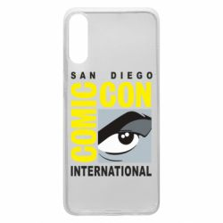 Чохол для Samsung A70 Comic-Con International: San Diego logo