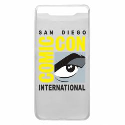 Чохол для Samsung A80 Comic-Con International: San Diego logo