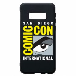 Чохол для Samsung S10e Comic-Con International: San Diego logo