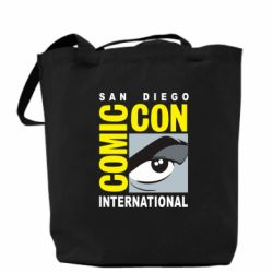 Сумка Comic-Con International: San Diego logo