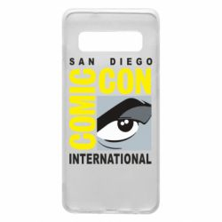 Чохол для Samsung S10 Comic-Con International: San Diego logo